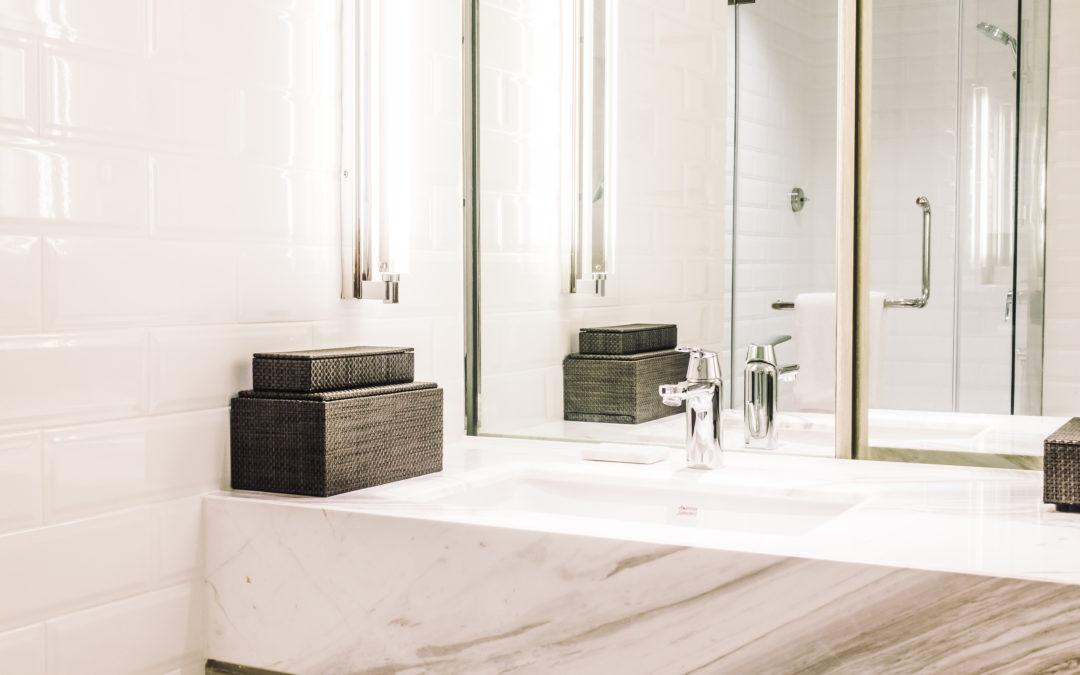 Nuevas tendencias y nuevos estilos en tu cuarto de baño.