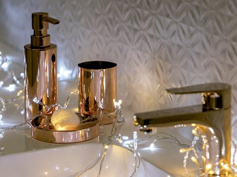 4 ideas para decorar tu baño en Navidad