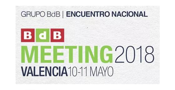 Llega la feria BdB Meeting 2018 a Feria Valencia
