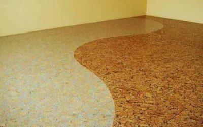 Suelos de corcho en tu hogar