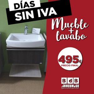 Mueble más lavabo