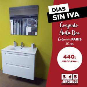 Conjunto Ávila Dos, Colección París
