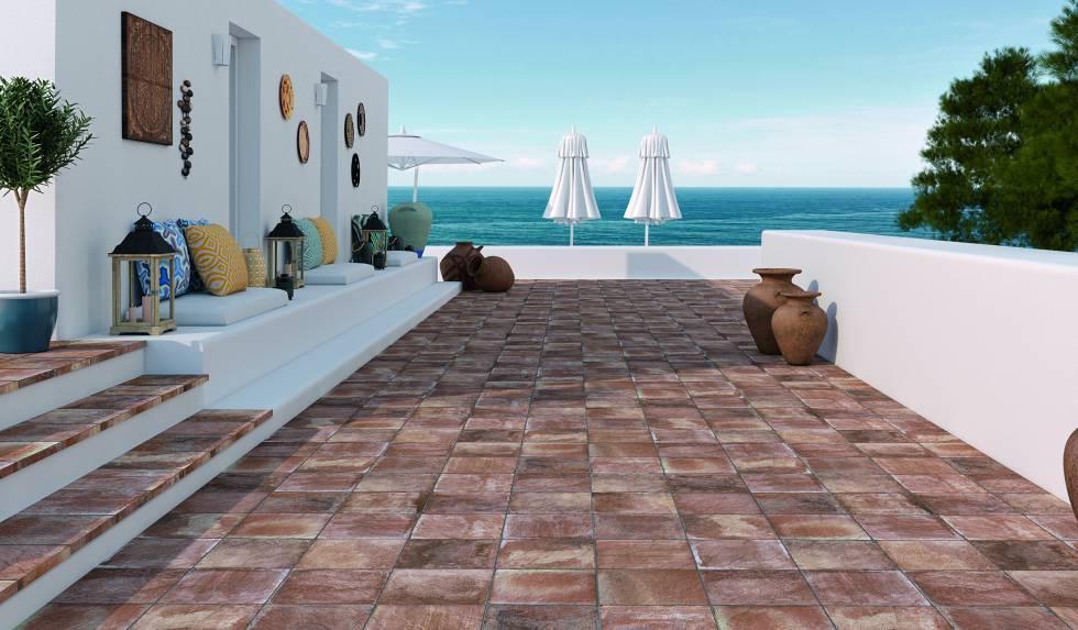 4 tips para renovar el suelo de tu terraza