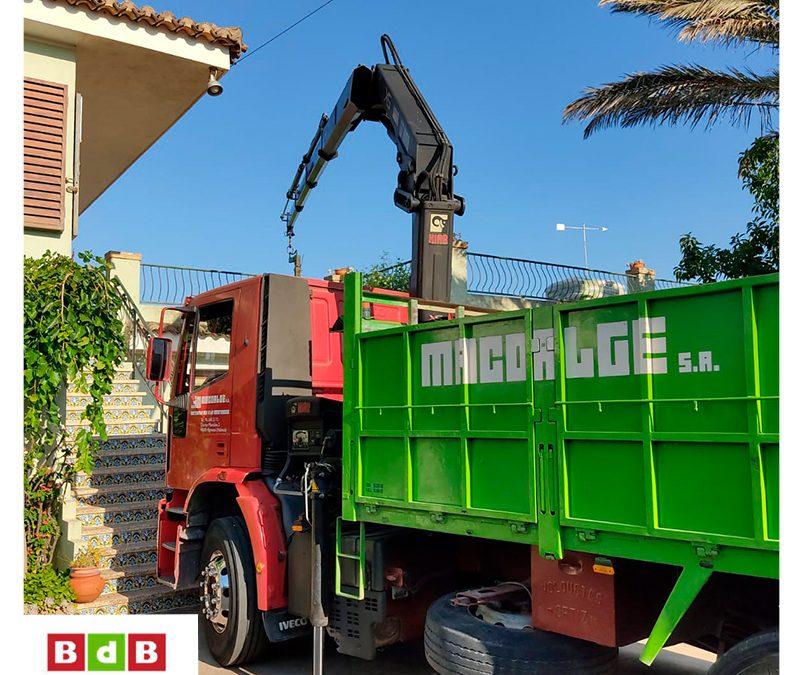 Descubre nuestra flota de camiones Macoalge BDB